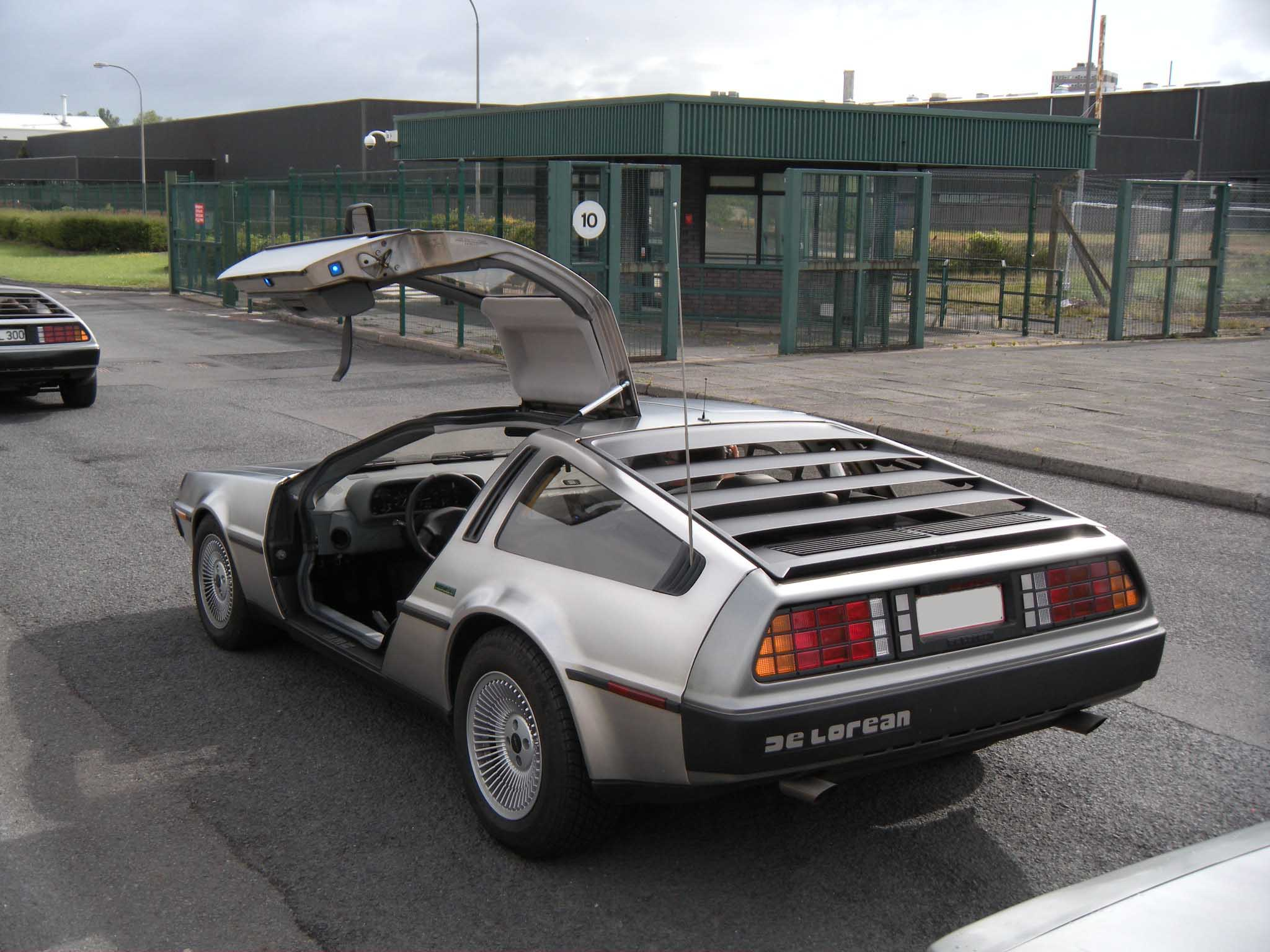 DeLorean Werk