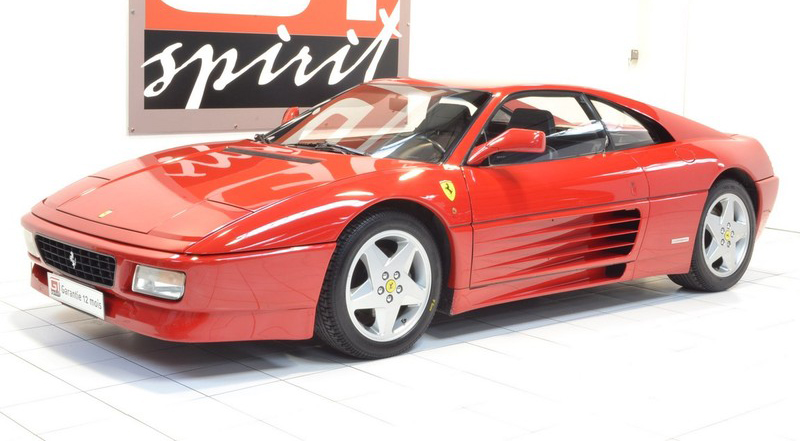 Ferrari 348 vorne links
