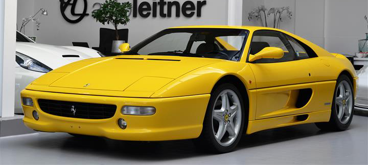 Ferrar F355 vorne links