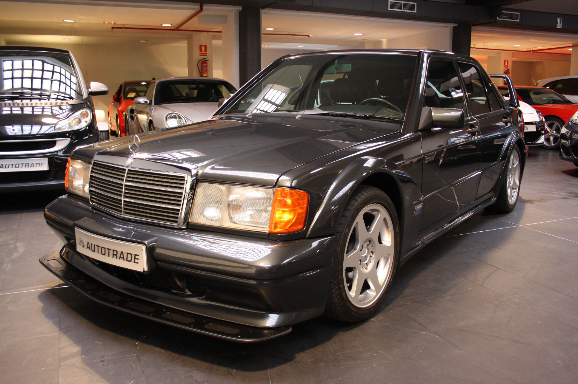 Mercedes Benz 190 E 2.5-16 Evolution II