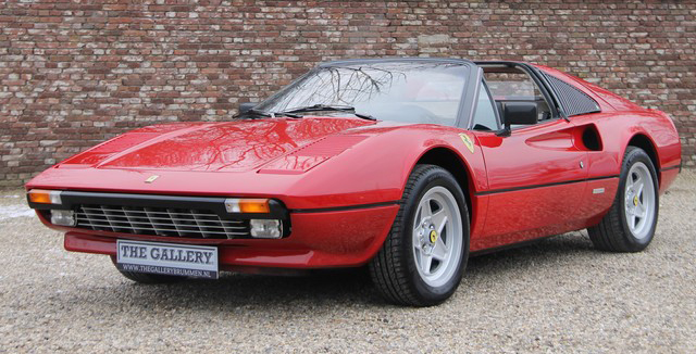 ferrari 308 vorne links